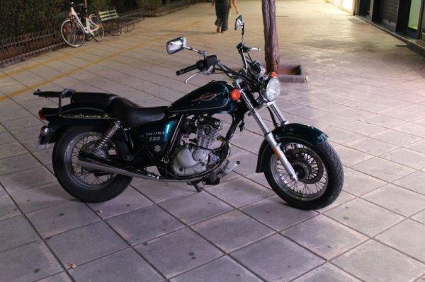 Πωλείται Suzuki gz 125 marauder