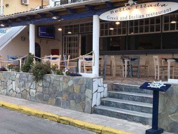 Πωλείται εστιατόριο στα Γουβιά
