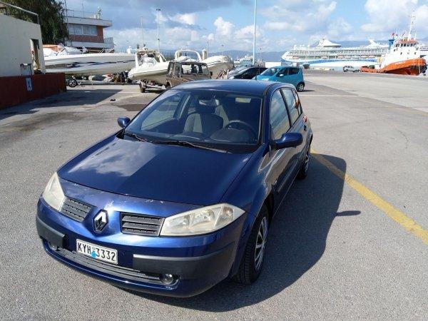 Πωλείται Renault Megane 1,4