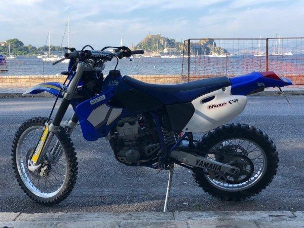 Πωλείται μηχανή Yamaha