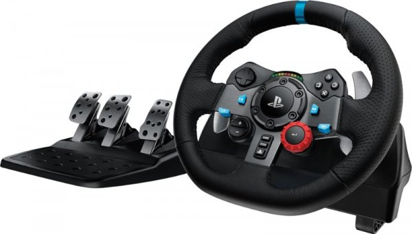 Πωλείται Logitech G29 Driving Force για PS4 & PS3