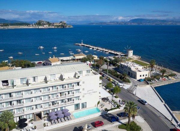 H ξενοδοχειακή μονάδα Mayor Mon Repos Palace Art Hotel αναζητά Night Auditor