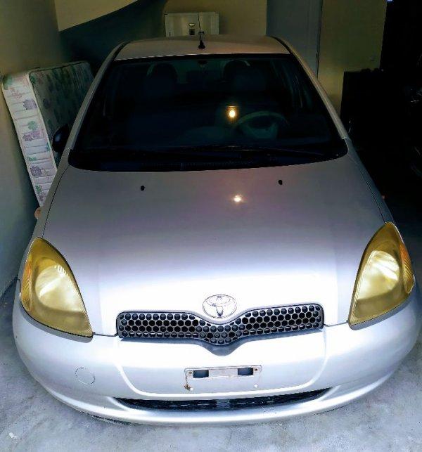 Πωλείται Toyota Yaris 5d 2003