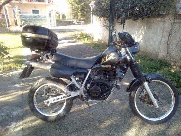 Πωλείται kawasaki KLR 250
