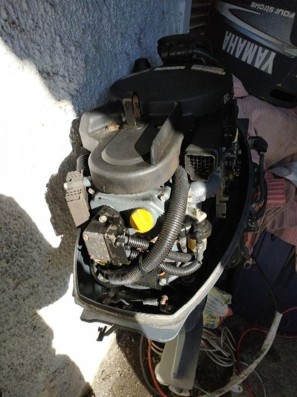 Πωλείται εξωλέμβια Yamaha 4t 25hp