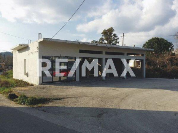 Ενοικιάζεται κατάστημα στα Γουβιά από τη Re/Max Reale