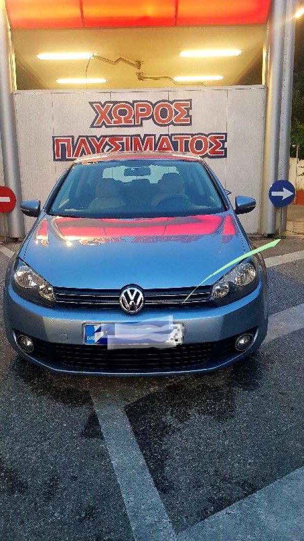 Πωλείται VW Golf tsi 1,4 160ph