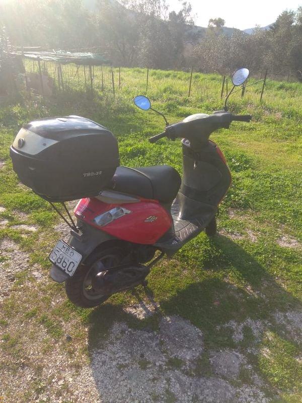 Πωλείται piaggio zip 50cc