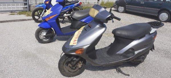 Πωλούνται τρία μηχανάκια Honda