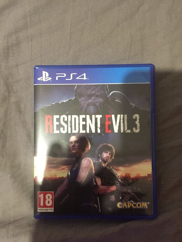 Πωλείται resident evil 3 remake