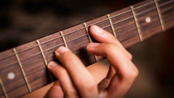 Παραδίδονται μαθήματα κιθάρας