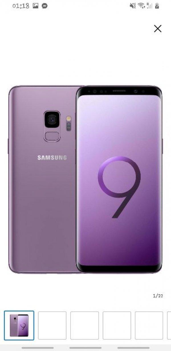 Πωλείται Samsung Galaxy S9