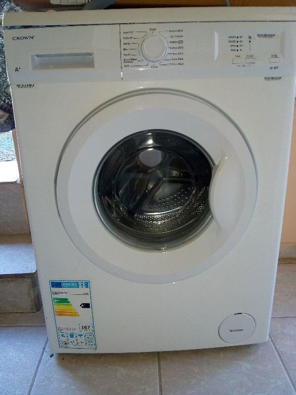 Πωλείται πλυντήριο ρούχων