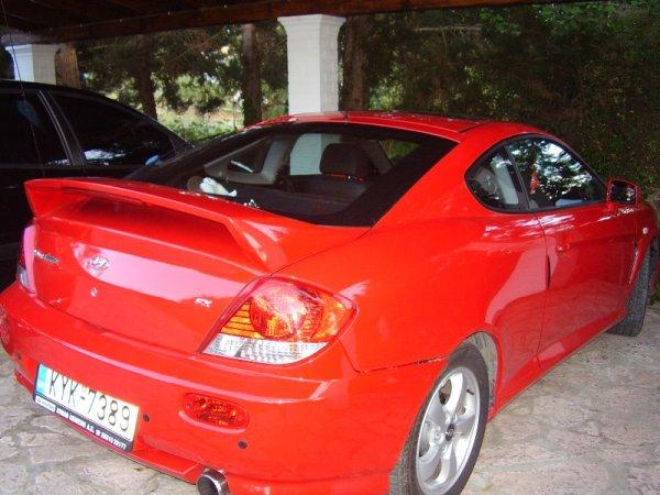 Πωλείται Hyundai Coupe 2006 Coupe 1.6