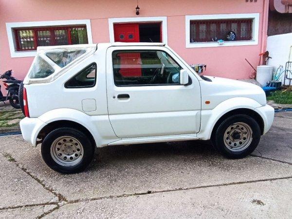 Πωλείται Suzuki Jimny open top '07