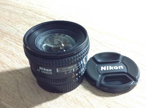 Πωλείται φακός Nikon