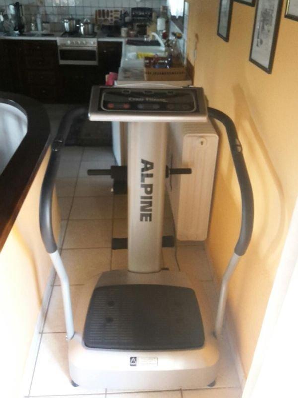 Πωλείται Power Plate Alpine Crazy Fitness
