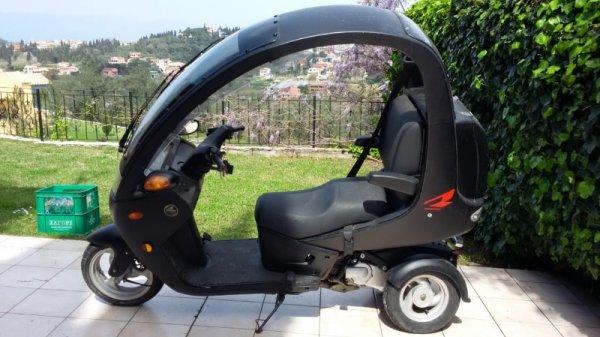 Πωλείται Palmo T150  150cc τρίκυκλο