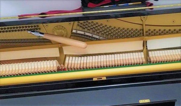 Κούρδισμα/Ρύθμισμα πιάνου