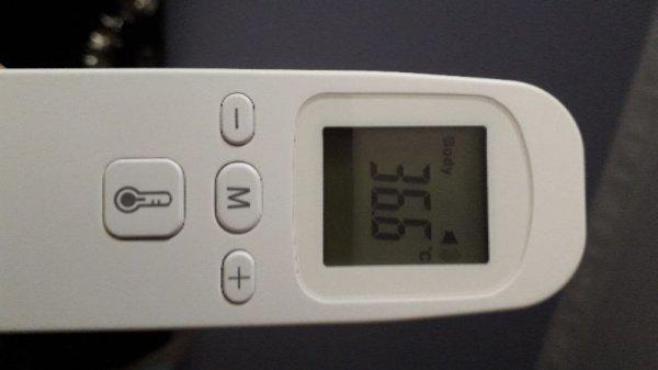 Πωλείται θερμόμετρο μετώπου
