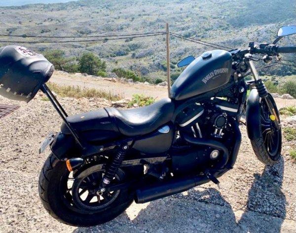 Πωλείται Harley Davidson