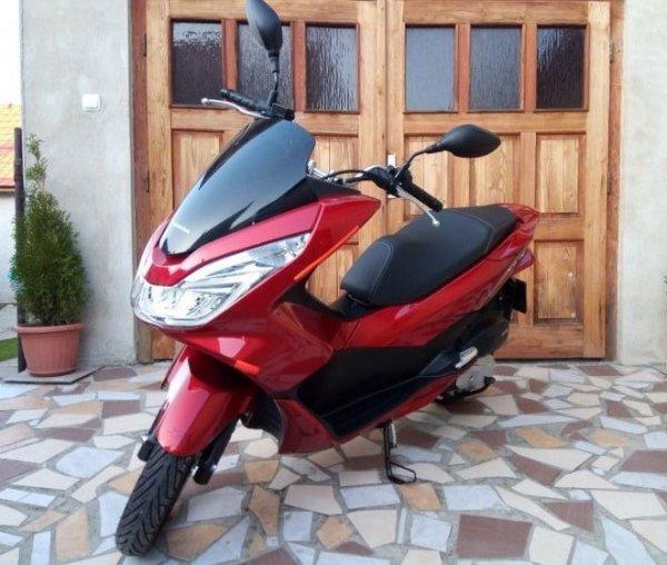 Πωλείται honda pcx 125cc 2018