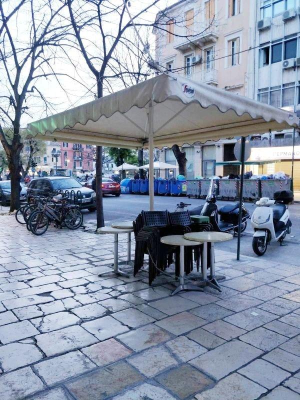 Πωλείται ομπρέλα εξωτερικού χώρου