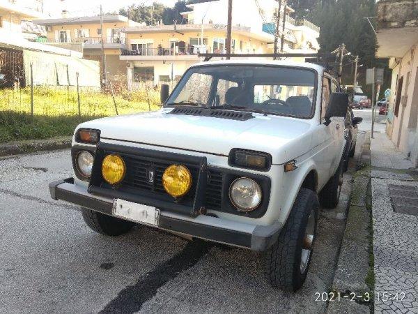 Πωλείται Lada Niva Tζιπ