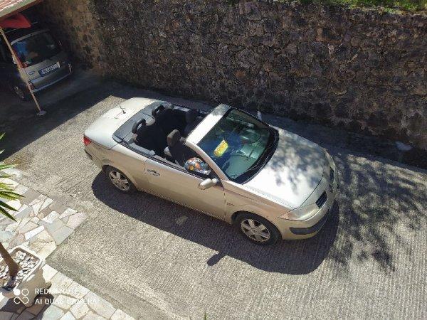 Πωλείται Renault megane cabrio 2005