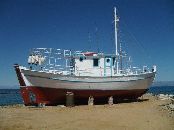 Πωλείται σκάφος