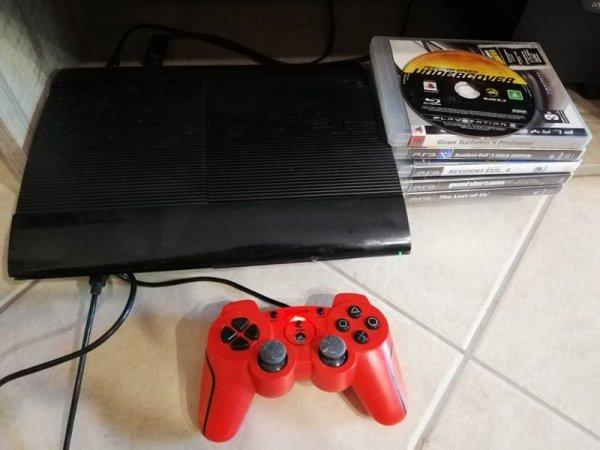 Πωλείται PS3 Super Slim 500 GB