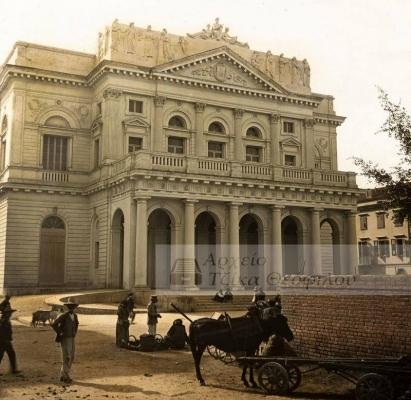 Το αρχιτεκτονικό αριστούργημα της Κέρκυρας, η Ιστορία του και το άδοξο τέλος