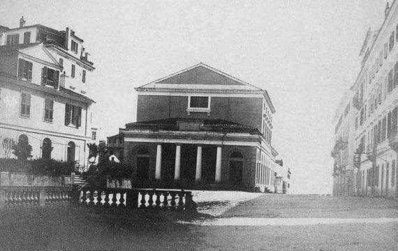 H Ιόνιος Βουλή εν έτει 1865
