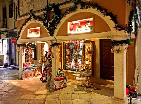 Επιλέξτε τα παιχνιδάδικα της Κέρκυρας για τα Χριστουγεννιάτικα δώρα. Δείτε που θα τα βρείτε