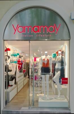 Το αγαπημένο μας Yamamay άνοιξε και πάλι τις πόρτες του