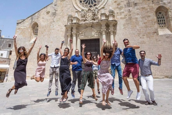 Corfuland Excursions: Ημερήσια εκδρομή στο Οτράντο με την Liberty Lines και το Niakas travel