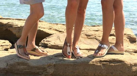 Corfu Sandals: Κομψότητα και άνεση στις καλοκαιρινές σας περιπλανήσεις