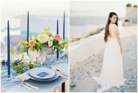 Οι νυφικές δημιουργίες της Marianna Kastrinos στο διεθνές blog γάμου, Style Me Pretty