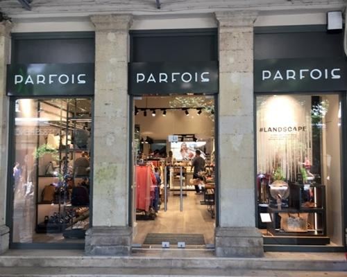 Grand opening του νέου καταστήματος Parfois στην Κέρκυρα