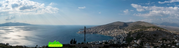 Corfuland Excursions: Ημερήσια εκδρομή στην Αλβανία με την Ionian Cruises, 13/10/2018