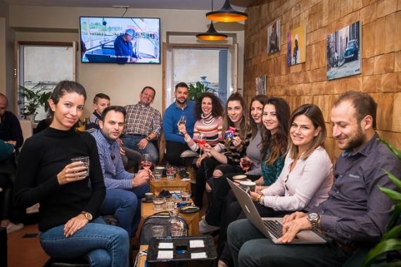 Corfuland Meeting στο Tsibeato, 30/11/2018