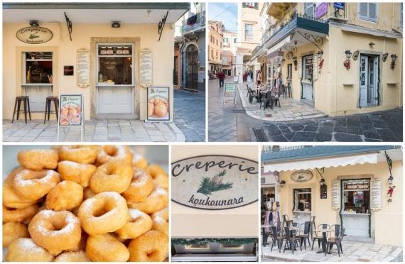Παραδοσιακοί λουκουμάδες στην Κέρκυρα: Δείτε πού μπορείτε να τους απολαύσετε