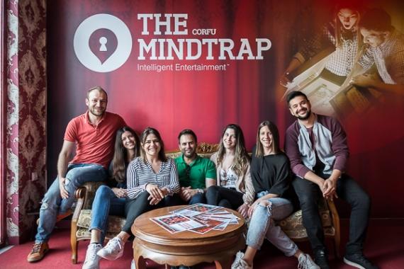 Η ομάδα του Corfuland.gr απέδρασε από το The MindTrap Escape Room