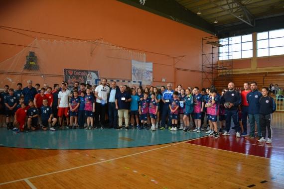 Επίσκεψη Oμοσπονδίας Χειροσφαίρισης Ελλάδας στην Κέρκυρα