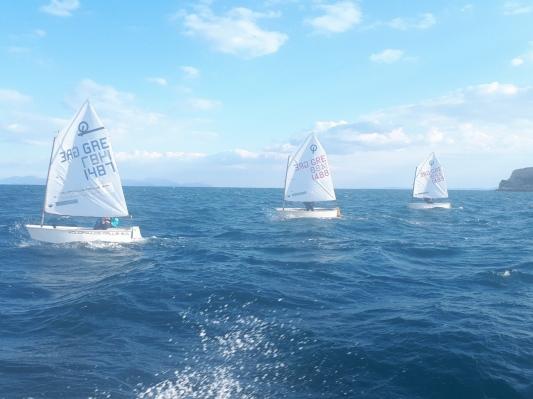 Ξεκινούν τα μαθήματα στον Ιστιοπλοϊκό Όμιλο Κέρκυρας για μικρούς καπετάνιους