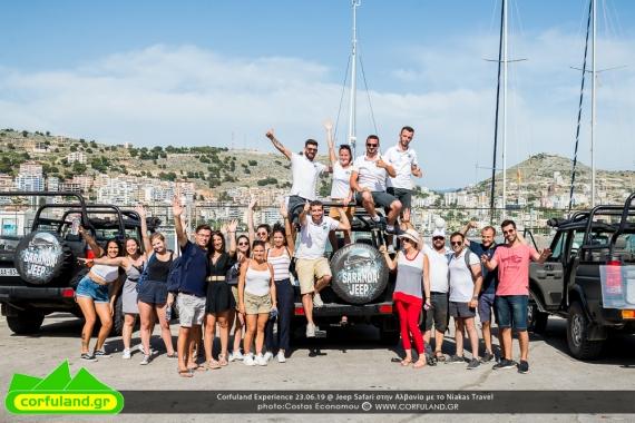 Corfuland Experience: Jeep Safari στην Αλβανία με τo Niakas Travel