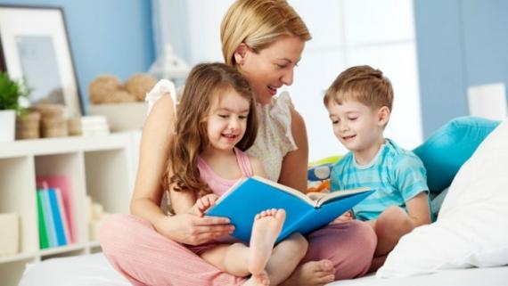 Γονείς και Παιδιά: 4 Δραστηριότητες ανάπτυξης λόγου στο σπίτι