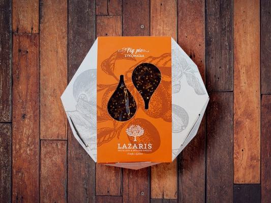 H Lazaris Distillery & Artisan Sweets μας συστήνει την κερκυραϊκή συκομαΐδα
