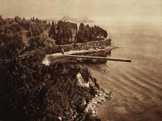 Άποψη Καρδακίου σε μία παλιά φωτογραφία