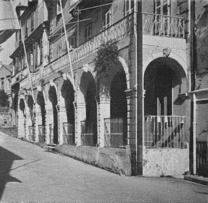 Το αρχοντικό Ρίκκι σε μία σπάνια παλιά φωτογραφία